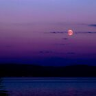 Moon over the Clyde by Lyndy