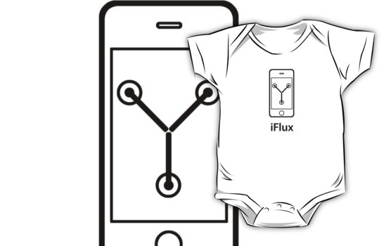 iFlux Black (small image) by rymix