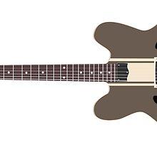 DeLonge Guitar by gracekansai