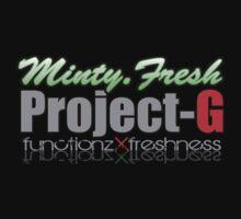 Minty.Fresh X Project-G T-Shirt