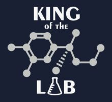 King of the Lab VRS2 Kids Tee