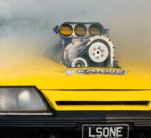 LSONE Burnout UBC7 Sticker