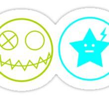 My Chemical Romance Danger Days Sticker