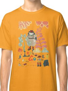 Bear Travel - Let's Go Classic T-Shirt
