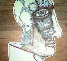 Microcosmic Faces by Adam R. King