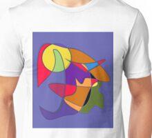 Abstract #34 Natalia Unisex T-Shirt