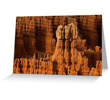 Guardians Of Bryce Canyon Greeting Card