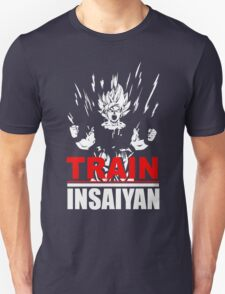 Goku Train Insaiyan T-Shirt