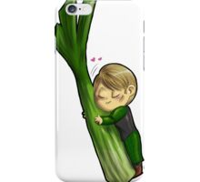 Hannibal vegetables - Celery iPhone Case/Skin