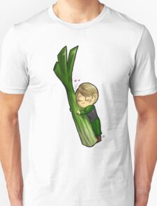 Hannibal vegetables - Celery Unisex T-Shirt