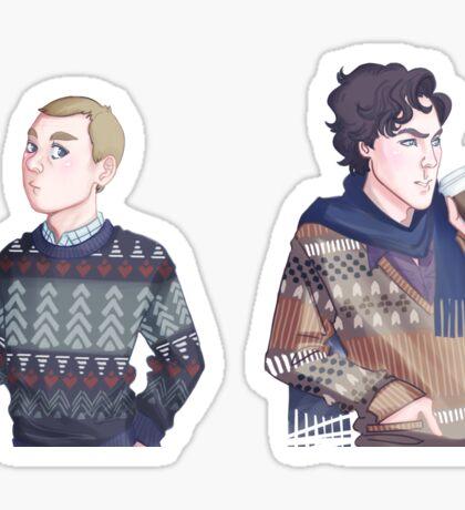 Autumn Baker Street Boys Sticker