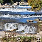 Sauble Falls by deb cole