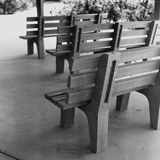 Benches by James2001