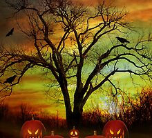 Halloween Night by Elizabeth Burton