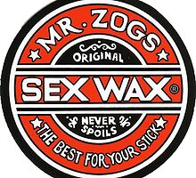 Mr Zogs Sex Wax by Leo Barbieri