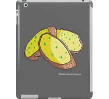Classic Garlicbread iPad Case/Skin