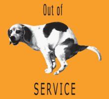 Out of service by artvagabun2