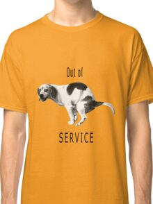 Out of service Classic T-Shirt