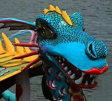 Dragon Head by rhamm