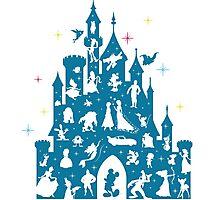 Most Magical Castle Photographic Print