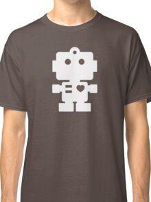 Robot - fresh spearmint & white Classic T-Shirt