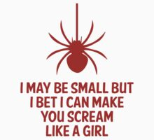 I Might Be Small by FunniestSayings