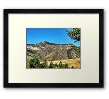 Lewis & Clark Caverns State Park Framed Print
