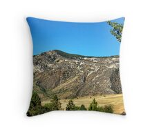 Lewis & Clark Caverns State Park Throw Pillow