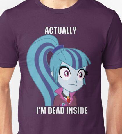 Sonata Dusk Poker Face Unisex T-Shirt