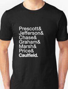 Life is Strange Helvetica Shirt Unisex T-Shirt