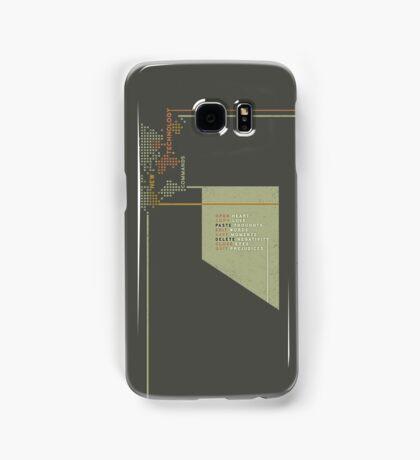 New Technology Commands Samsung Galaxy Case/Skin