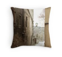 Rothenburg ob der Tauber, Germany Throw Pillow