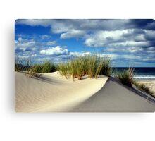 Sand dune 3 - Marion Bay Tasmania  Canvas Print