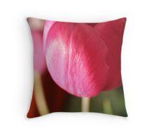 Tulip 3 Throw Pillow