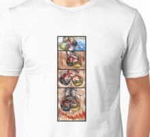 Hannibal - Jumping off the cliff Unisex T-Shirt