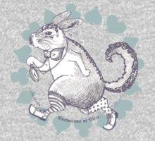 Variations of Alice - Viscacha [Bule] One Piece - Long Sleeve