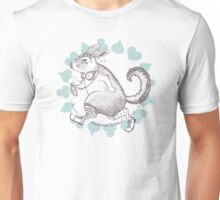 Variations of Alice - Viscacha [Bule] Unisex T-Shirt