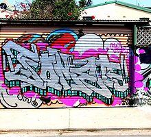 Newtown Garage by Janie. D