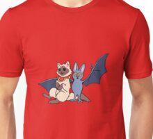 Sagwa and Fufu Unisex T-Shirt