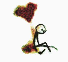 heart spatter by CHRiS Stahli