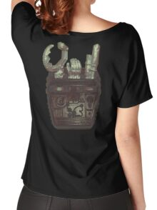 Backpack B.A.T.S Women's Relaxed Fit T-Shirt