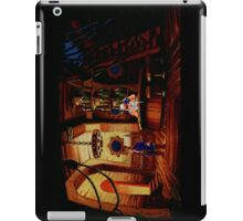 The barkeeper of Scabb Island iPad Case/Skin