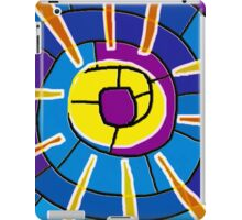 Colour Spindle iPad Case/Skin