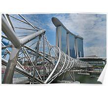 The Helix Bridge 2 Poster