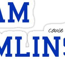 One Direction - Team Louis Tomlinson Sticker