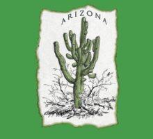 A Giant Saguaro Cactus of Southern Arizona * Baby Tee