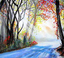 Blessings by Corrina Holyoake