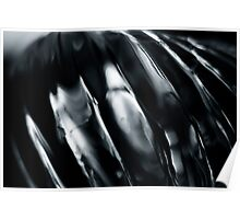 Silver Wave Poster