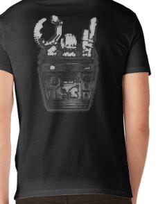Backpack BATS Version 2 Mens V-Neck T-Shirt