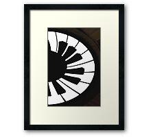 Piano Showground Framed Print